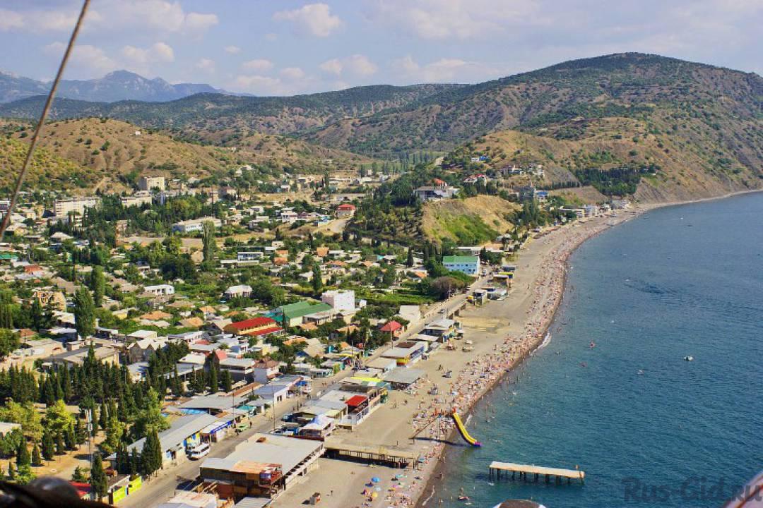 Оставь одежду всяк сюда входящий Нудистские пляжи Крыма
